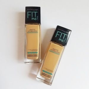 Maybelline New York Fit Me 228 Soft Tan Foundation